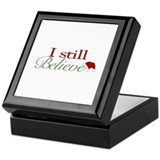 I Still Believe (Santa Claus) Keepsake Box