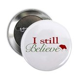 "I Still Believe (Santa Claus) 2.25"" Button"