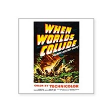 when_worlds_collide-2 Sticker