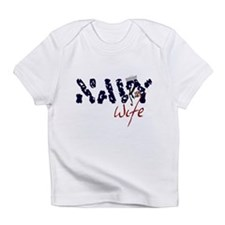 navywife.jpg Infant T-Shirt