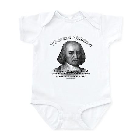 Thomas Hobbes 02 Infant Bodysuit