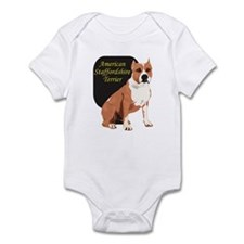 AmStaff Title Infant Bodysuit