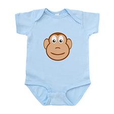 Monkey Face Body Suit