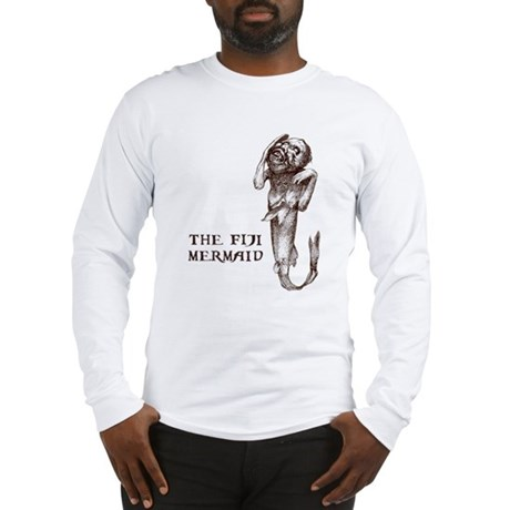Fiji Mermaid Long Sleeve T-Shirt