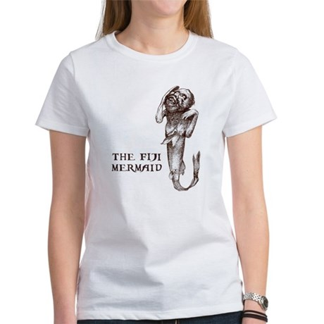 Fiji Mermaid Women's T-Shirt