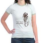Fiji Mermaid Jr. Ringer T-Shirt