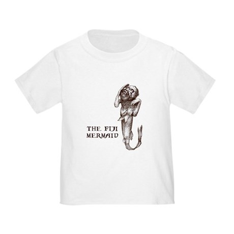 Fiji Mermaid Toddler T-Shirt