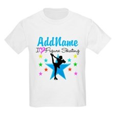 ICE SKATING STAR T-Shirt