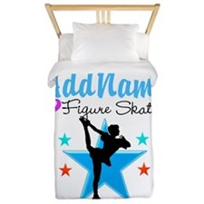 ICE SKATING STAR Twin Duvet