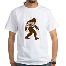 Feelin' Squatchy (dark) T-Shirt