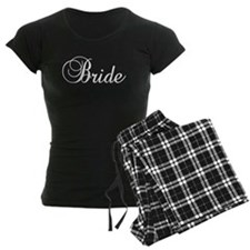 Bride Dark Pajamas