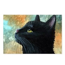 Cat 545 Postcards (Package of 8)