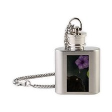 Cat 514 Flask Necklace