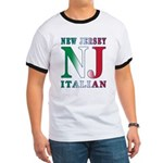 New Jersey Italian Ringer T