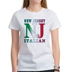 New Jersey Italian Women's T-Shirt