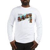 Outhouse Racing Long Sleeve T-Shirt