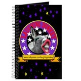LAUGHING DONKEY LOGO Journal