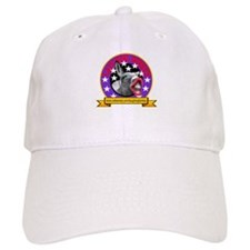 LAUGHING DONKEY LOGO Baseball Cap