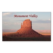 Monument Valley, Mitten, Utah, Decal