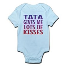 Tata Gives Me Lots Of Kisses Body Suit