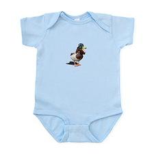 Dynasty Duck Infant Bodysuit