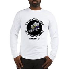 NMCB 10 Long Sleeve T-Shirt
