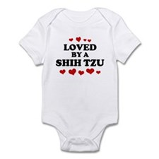 Loved: Shih Tzu Onesie