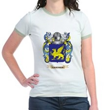 Gardner Coat of Arms (Family Crest) T-Shirt