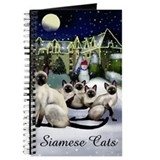 Siamese Cats Journal