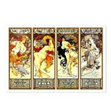 Four Seasons - Postcards (Package of 8)