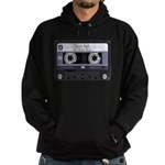 Customizable Cassette Tape - Grey Hoodie (dark)
