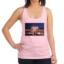 Las Vegas Racerback Tank Top