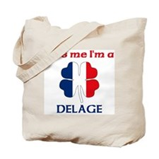Delage Family Tote Bag