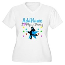 LOVE FIGURE SKATING T-Shirt