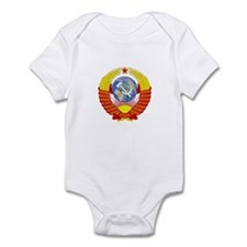 Soviet CCCP Infant Bodysuit