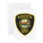 Augusta Police Greeting Cards (Pk of 10)