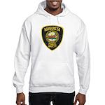 Augusta Police Hooded Sweatshirt