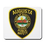 Augusta Police Mousepad