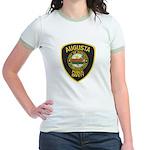 Augusta Police Jr. Ringer T-Shirt