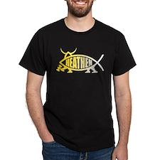 Heathen Fish (Colorized) T-Shirt