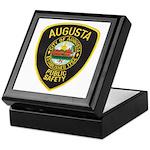 Augusta Police Keepsake Box
