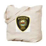 Augusta Police Tote Bag