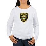 Augusta Police Women's Long Sleeve T-Shirt