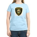 Augusta Police Women's Pink T-Shirt