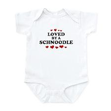 Loved: Schnoodle Infant Bodysuit
