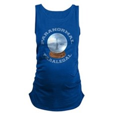 bl_paranormal_paralegal.png Maternity Tank Top
