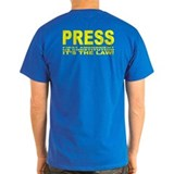 Press Pass T-shirt