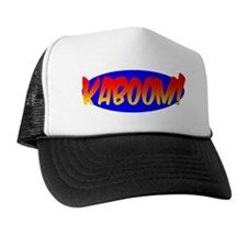 Kaboom Trucker Hat