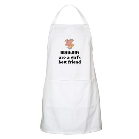 Dragon Girl BBQ Apron