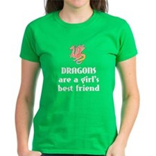 Dragon Girl Tee